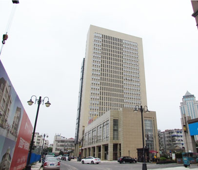 盐城中建大厦