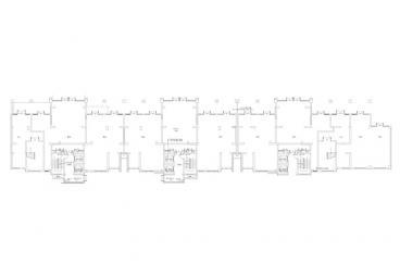 2号楼商铺平面图