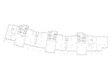 1号楼商铺平面图