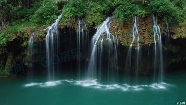 壁纸 风景 旅游 瀑布 山水 桌面 620_350