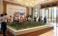 河东、城南品质楼盘专线之旅 8月27日看房团精彩瞬