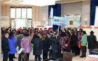 12月17日GO房网携百人看房团横扫市区7大盘