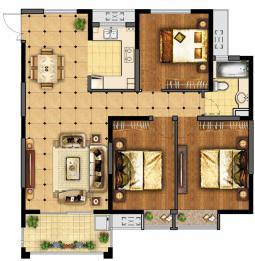高层公寓-C户型