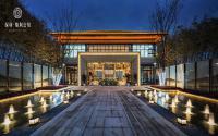 保利紫荆公馆景观式示范区、唯美样板实景放送