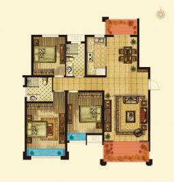 H-1三室