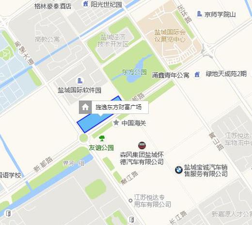 盐城旌逸东方财富广场