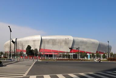 盐城体育中心