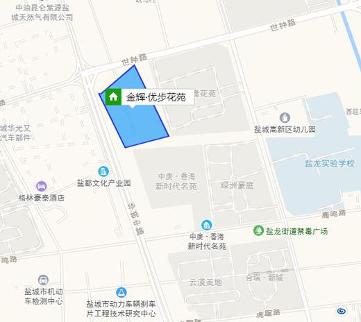 盐城金辉优步花苑
