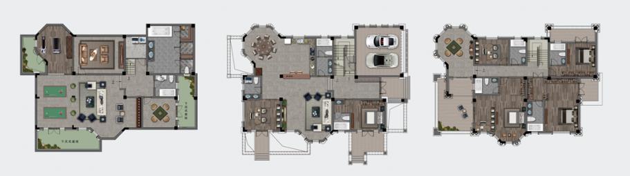 647㎡别墅T2