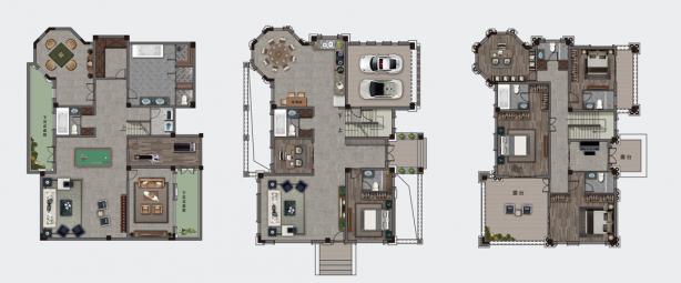 662㎡别墅T3