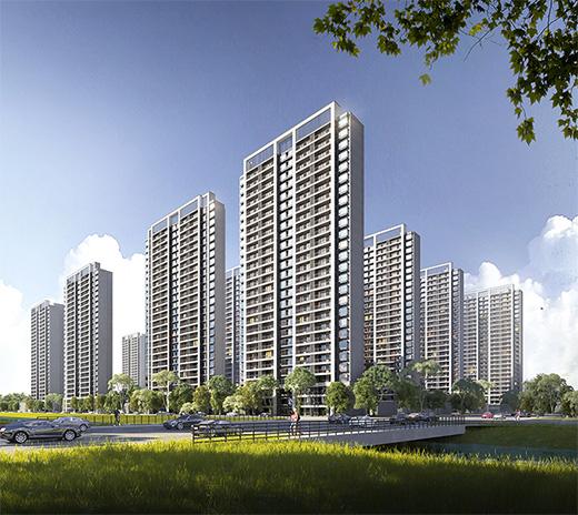 鹽城綠地香港理想城