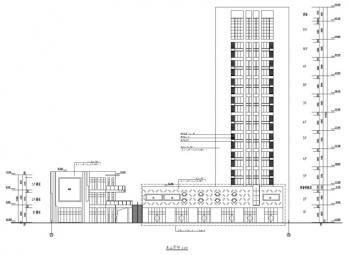 公寓立面圖