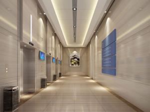 一层电梯厅