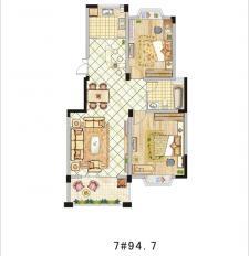 7#两室两厅