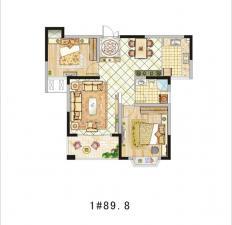 1#兩室兩廳