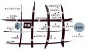 港龍華僑城區位圖