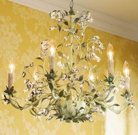 15款欧式仿古水晶吊灯推荐:让家古典奢华一些(图)