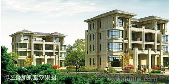 """3-6层外立面用高级外墙面砖贴面;屋顶铺设曼宁家旗下""""英红""""瓦;窗户"""